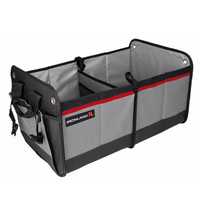 Premium Travel Waterproof Suv Cargo Truck Boot Storage Box Foldable Polyester Drive Auto Trunk Organizer Bag Car Organizer