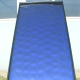 flat plate solar water heater sun panel split collector