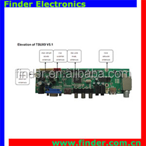 TSUX9V5.1 control board TV assembly manufacturer