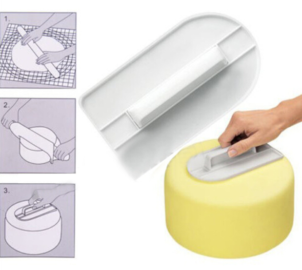 Cake Decorating Icing Smoother