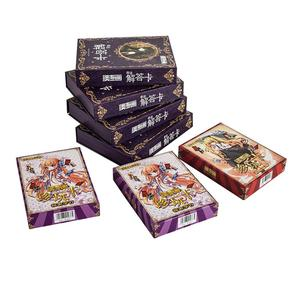 High Quality Custom Tarot Cards Game Playing Cards Printing with instruction booklet For Groups
