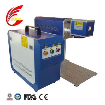 Yes CNC Shenhui Laser 30W RF tube CO2 Laser Marking Machines