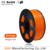 Hot sale 3D printer filament polybag packing 1.75mm 2.85mm 3mm PCL PLA filament