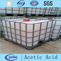 Food Grade Pulisi Glacial Acetic Acid
