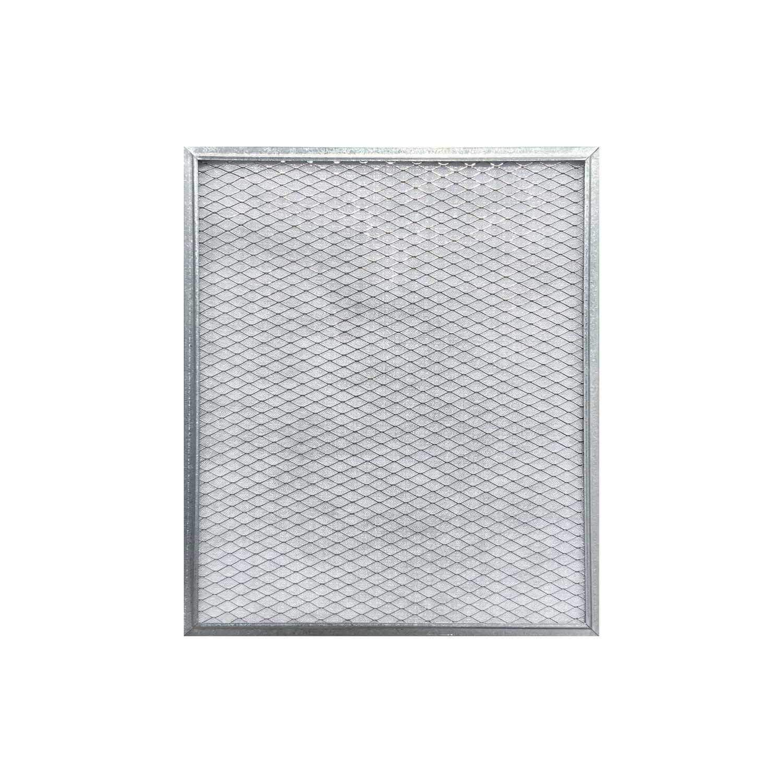 Never Buy a New Filter 14x24x1 Lifetime Air Filter Electrostatic A//C Furnace Air Filter Silver 94/% Arrestance
