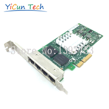 New! E1G44HT/E1G44HTBLK I340-T4 Network Adapter 10/100/1000Mbps 4 x RJ45 PCI-Express Ethernet Server Adapter -1yr Wty