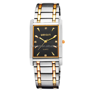WEIQIN W2193 Hot Selling IPG Rectangle Man Watch