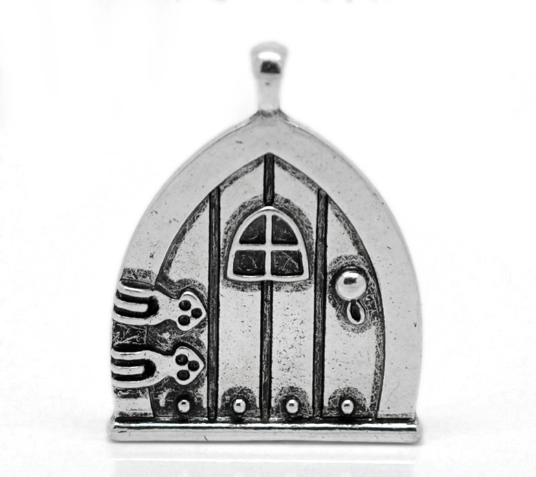 Fairy Door Locket Pendant, Fairy Door Locket Pendant Suppliers And  Manufacturers At Alibaba.com