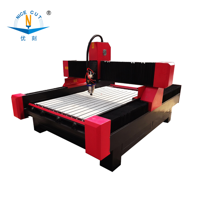 chinese homemade used cnc router 1325 stone cutting machine for sale