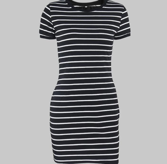 Casual Women Summer Dresses Simple