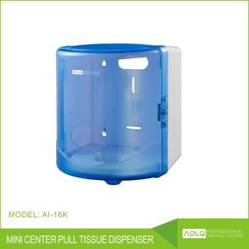 Mini Center Pull Paper Towel Dispenser, Center Pull Hand Towel Paper  Dispenser, Bathroom Roll