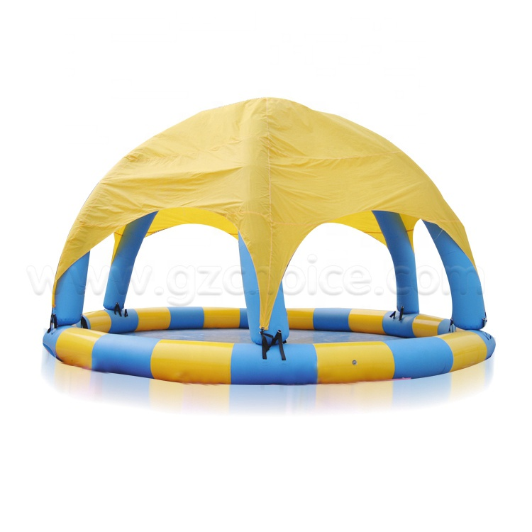 Hot Sale Factory Price Inflatable Swimming Pool kids With Tent Swimming Pool Inflatable