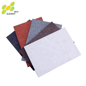 Best Prices Smooth Finish Through Color Fiber Cement Board