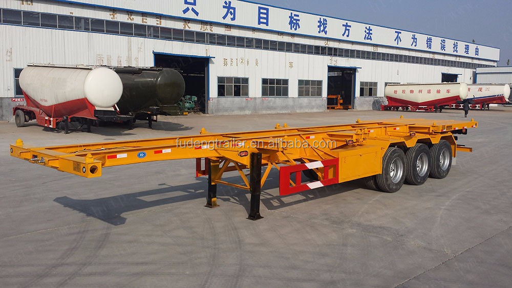 Tractor Chassis Design : Cheap price feet tractor trailer chassis buy