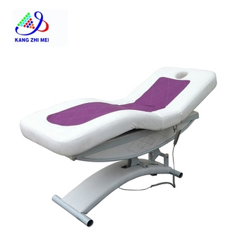 beauty salon furniture beauty spa massage table and facial bed(km-8809)