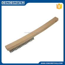 Guangzhou Concordtools Wooden Handle cleaning tool steel Wire Brush
