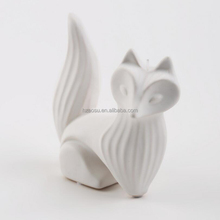 Animal shape candle, fox shape candle