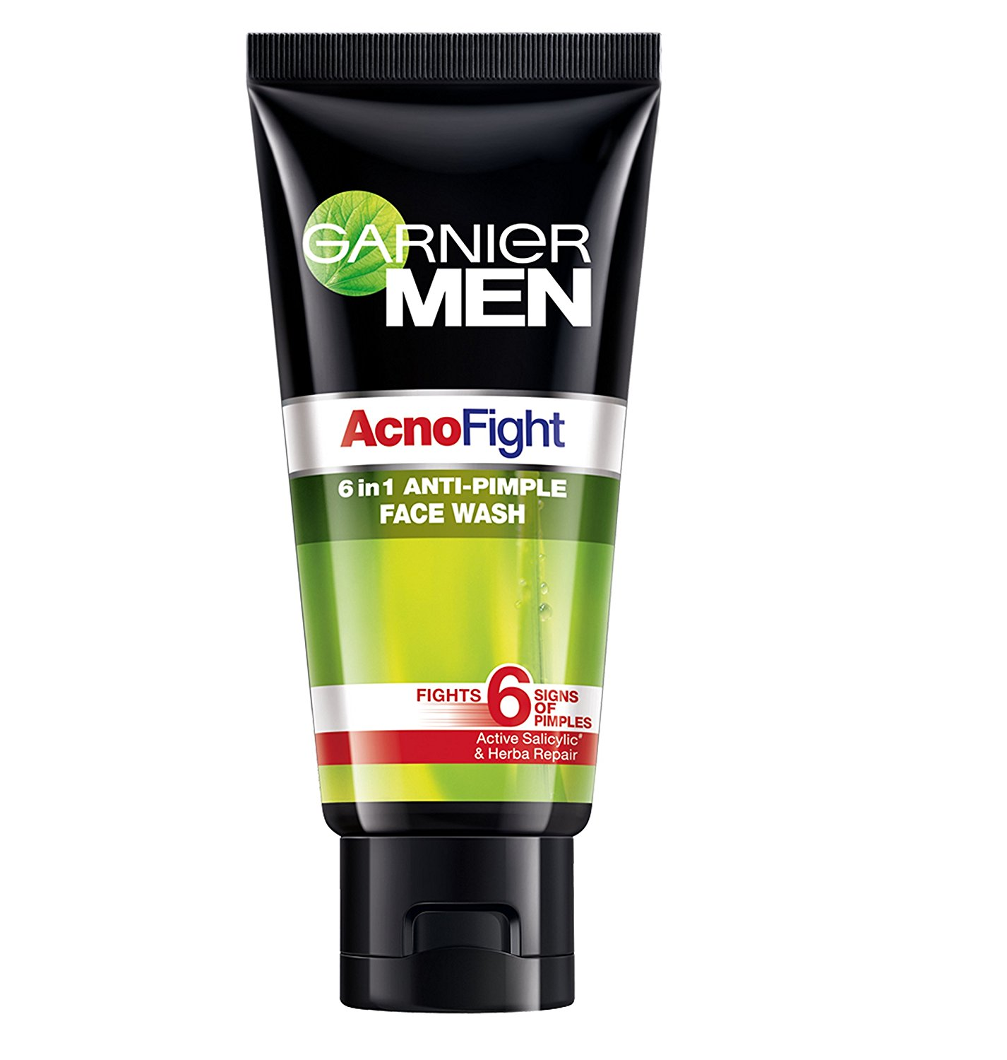 Cheap New Garnier Face Wash Find Deals On Pure Active Acne Oil Clearing 100ml Get Quotations For Men Acnofight 50g