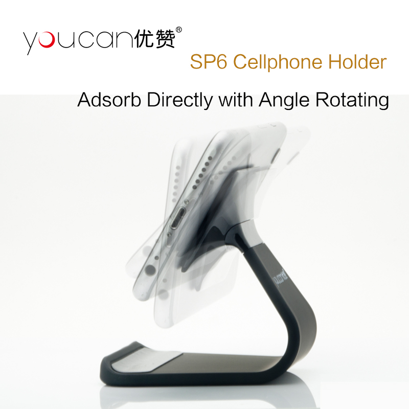 Youcan Best Selling Rotating Desktop Holder for Mobile Phones