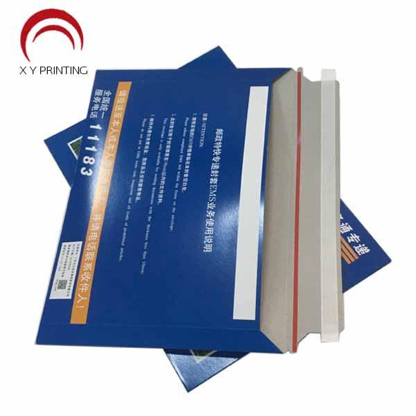 Personnalisez vos propres enveloppes d'expédition en carton avec Logo imprimé pour Express