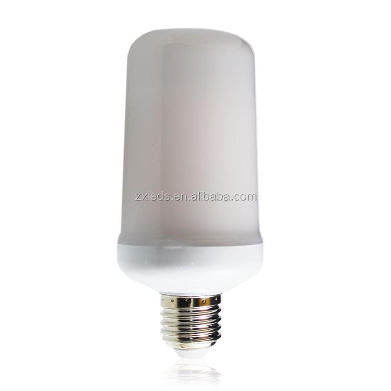 Led Flamme 5W Ampoules de Feu 85-265V