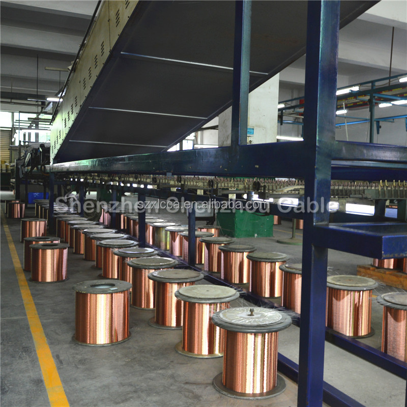copper clad aluminum for pvc wire and cable