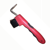 WJ528-1 Classic horse hoof hook pick with brush