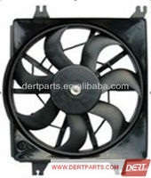 QUALITY RADIATOR FAN 97730-22080 FOR HYUNDAI ACCENT 1.3/1.5 99/06 FOR A/C