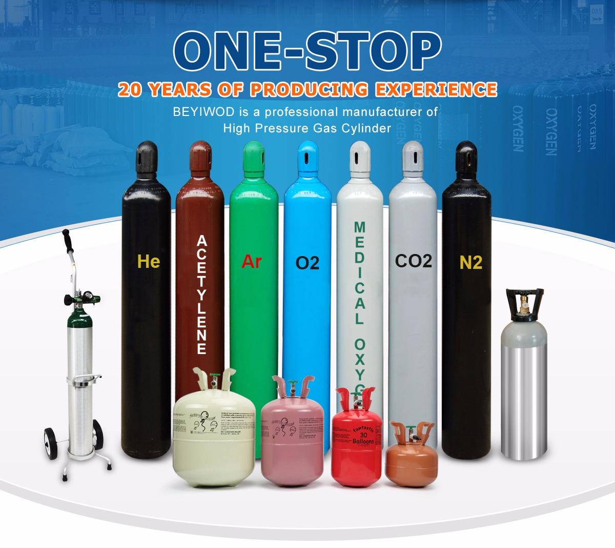 Shanghai Bene High Pressure Container Co., Ltd. - steel cylinder ...