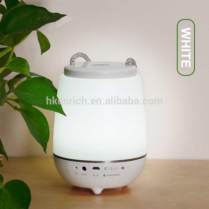 ABS+PC led light music box for wholesales