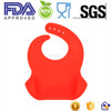 BPA FREE Easy Clean silicone baby bib for the babies