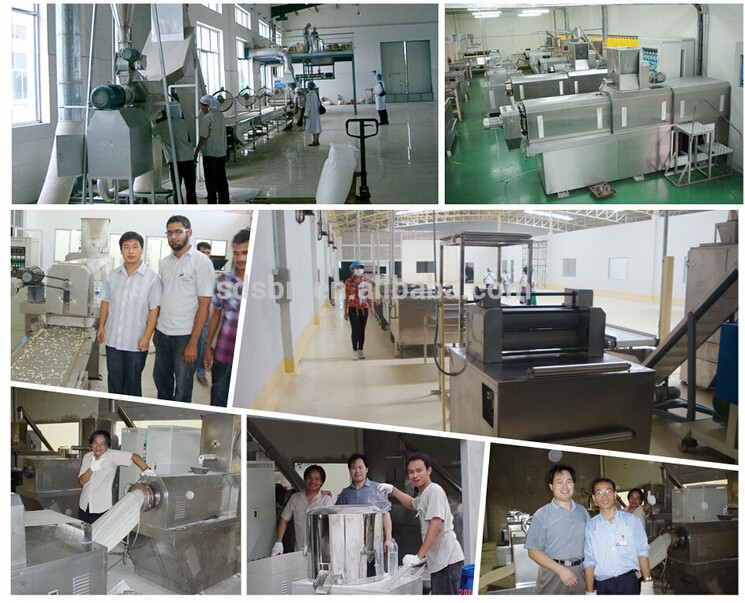 SLG 70 aquaculture fish feed processing line (5)