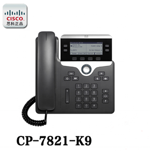 CP-7821-K9= CISCO IP PHONE 7821 VOIP PHONE