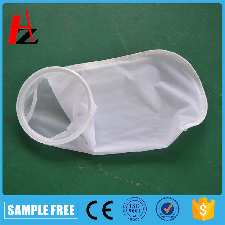Resuable and durable standard size swimming pool sand filter bag