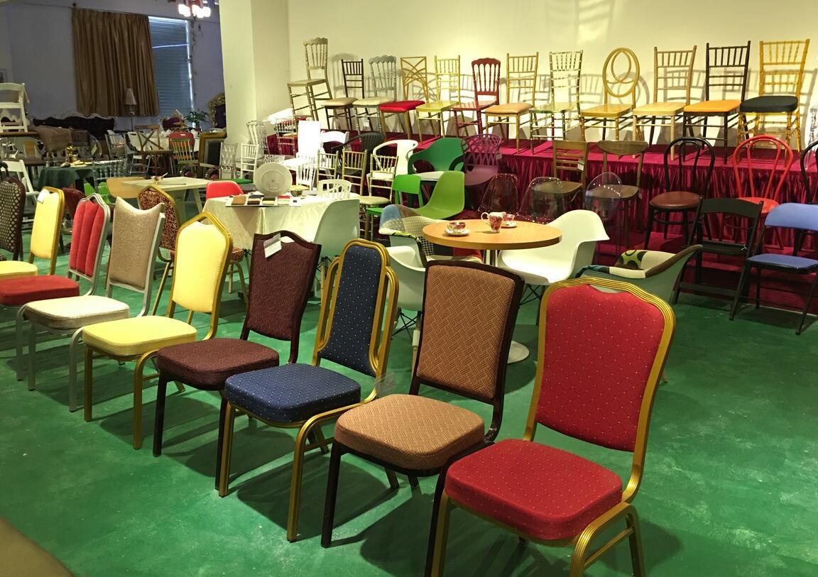 Foshan Yi Jin Furniture Co., Ltd. - Banquet chair,Chiavari Chair