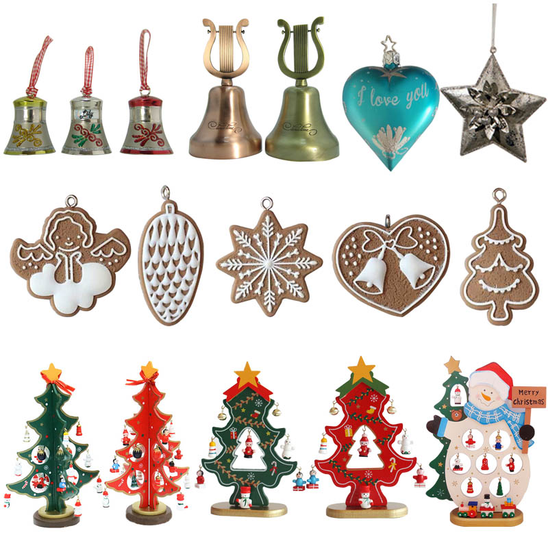 new design best gift wood christmas decoration tree for home decorations