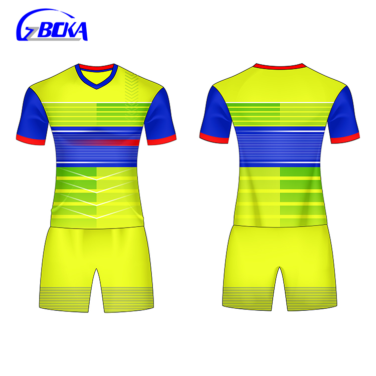 00c8a1ca2 OEM sublimation custom 100 polyester 3xl soccer jerseys usa 2018 team jersey  design