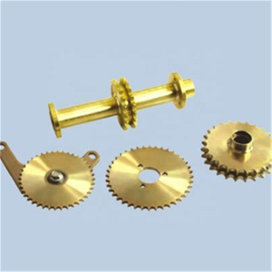 High precision gearbox parts transmission gear shaft and gears