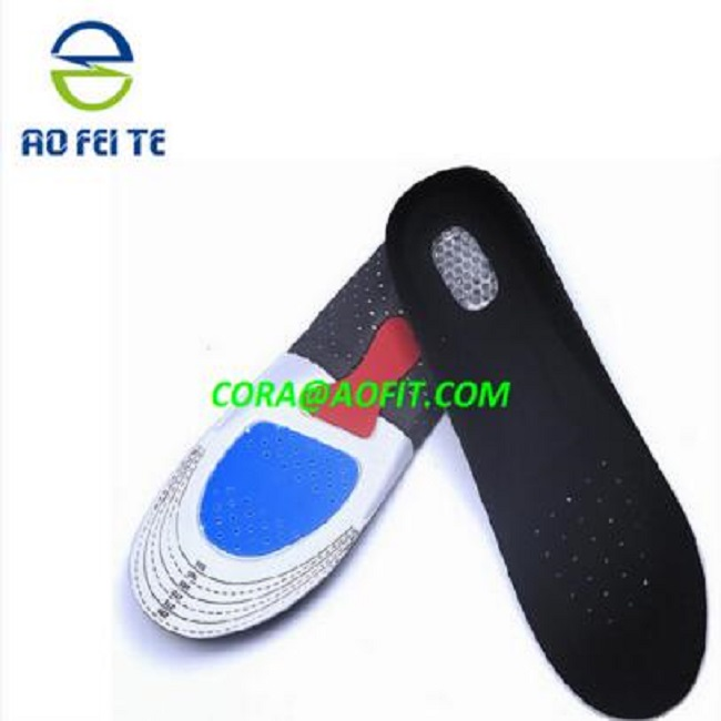 Shoe Accessories Insoles Running Gel Insoles Silicone-shoe-insole Orthopedic Arch Support Shoes Pad Plantar Fasciitis Heel Spur Insoles Shoe Accessories Consumers First
