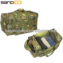 Fashion custom men military duffle bag