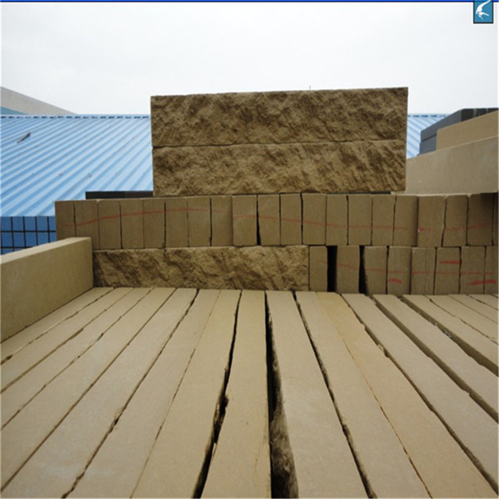 Yellow sandstone tumbled natural sandstone slabs blocks