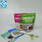 China supplier food grade sealed stand up pouch with spout zipper for dry fruit/chips/chocolate