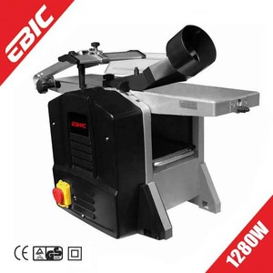 EBIC 4 side planer moulder 1280W wood cutting board planer