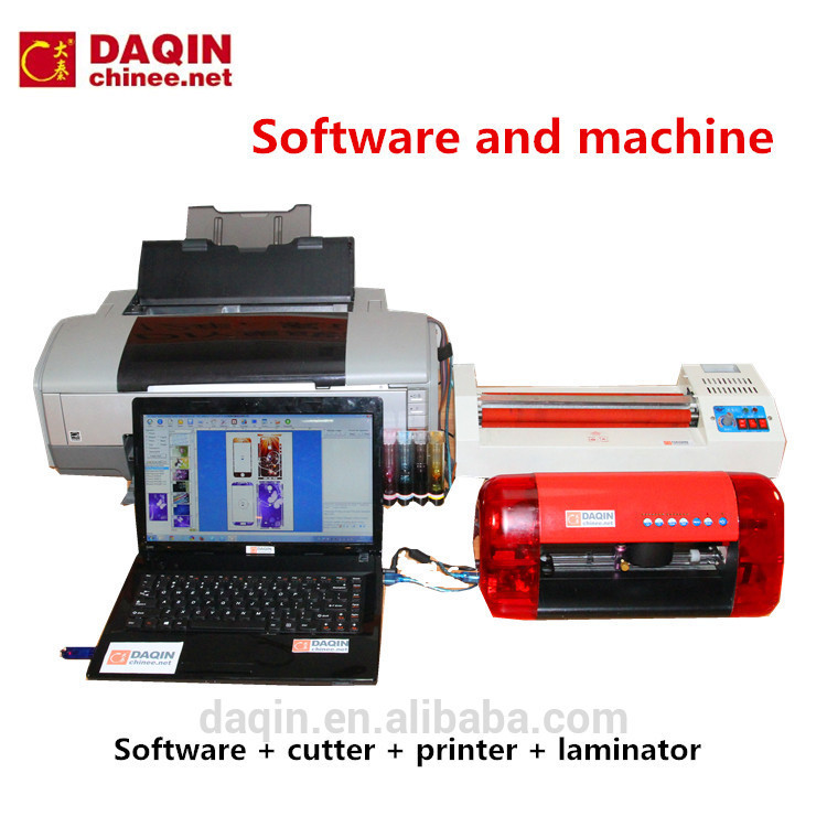 Daqin Making Mobile Skin Home Business Opportunity - Buy Home ...