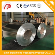golden varnish and white coated tinplate coil for paint can
