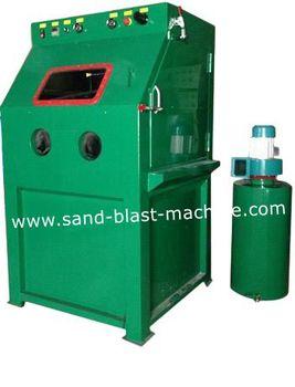 Dustless Water Sandblast Cabinet Vapor Sandblaster Jl