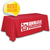 screen printing trade show table cover