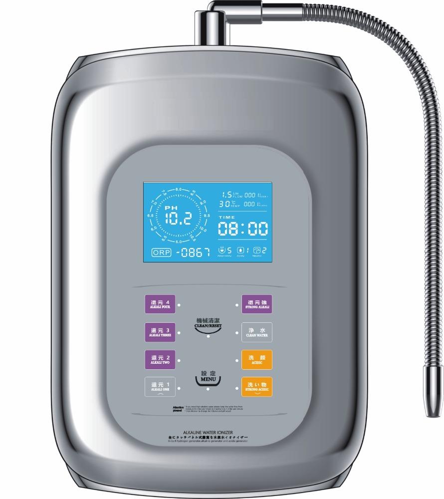 2017 ballwell alkalizer ionizzatore acqua oem con 8 acqua for Ionizzatore acqua kangen prezzi