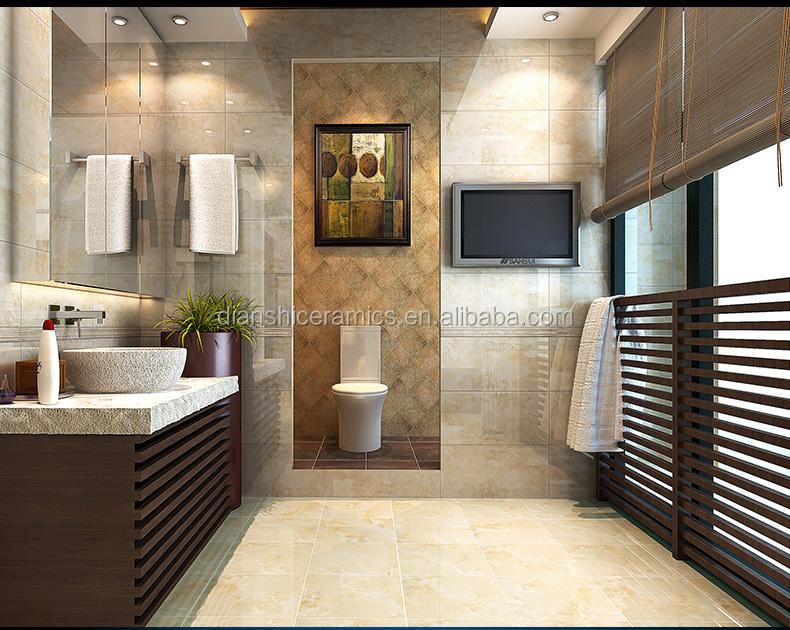 300x600 3d Inkjet Printing Ceramic Wall Tiles For Bathroom/kitchen ...