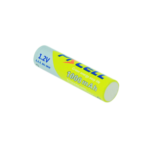 PKCELL mini big capacity AAA NI-MH 1000mAh aaa rechargeable battery 1.2v